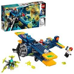 LEGO Hidden Side El Fuego's Stunt Plane Amazing AR Ghost Hunting Toy 70429