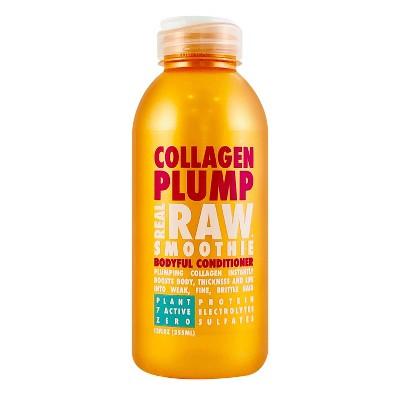 Real Raw Shampoothie Collagen Plump Conditioner - 12 fl oz