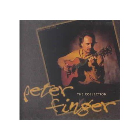 Peter Finger - Collection (CD) - image 1 of 1