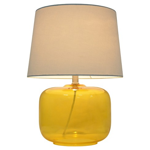 Glass Table Lamp - Pillowfort™ - image 1 of 2