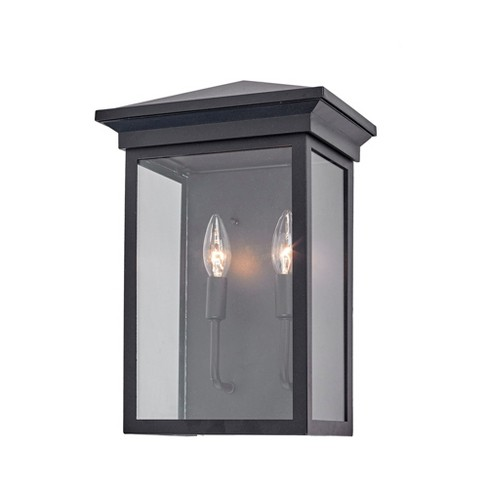 "Artcraft Lighting AC8462 Gable 2 Light 15"" Tall Outdoor Wall Sconce - image 1 of 1"