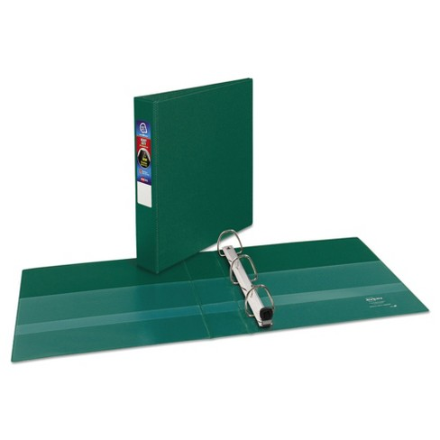 avery heavy duty binder with one touch ezd rings 11 x 8 1 2 1 1 2