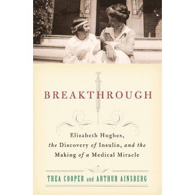 Breakthrough - by  Thea Cooper & Arthur Ainsberg (Paperback)
