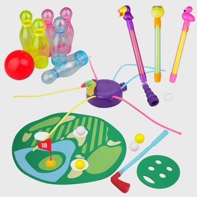 Backyard Lawn Bowling & Lawn Games Set - Bullseye's Playground™