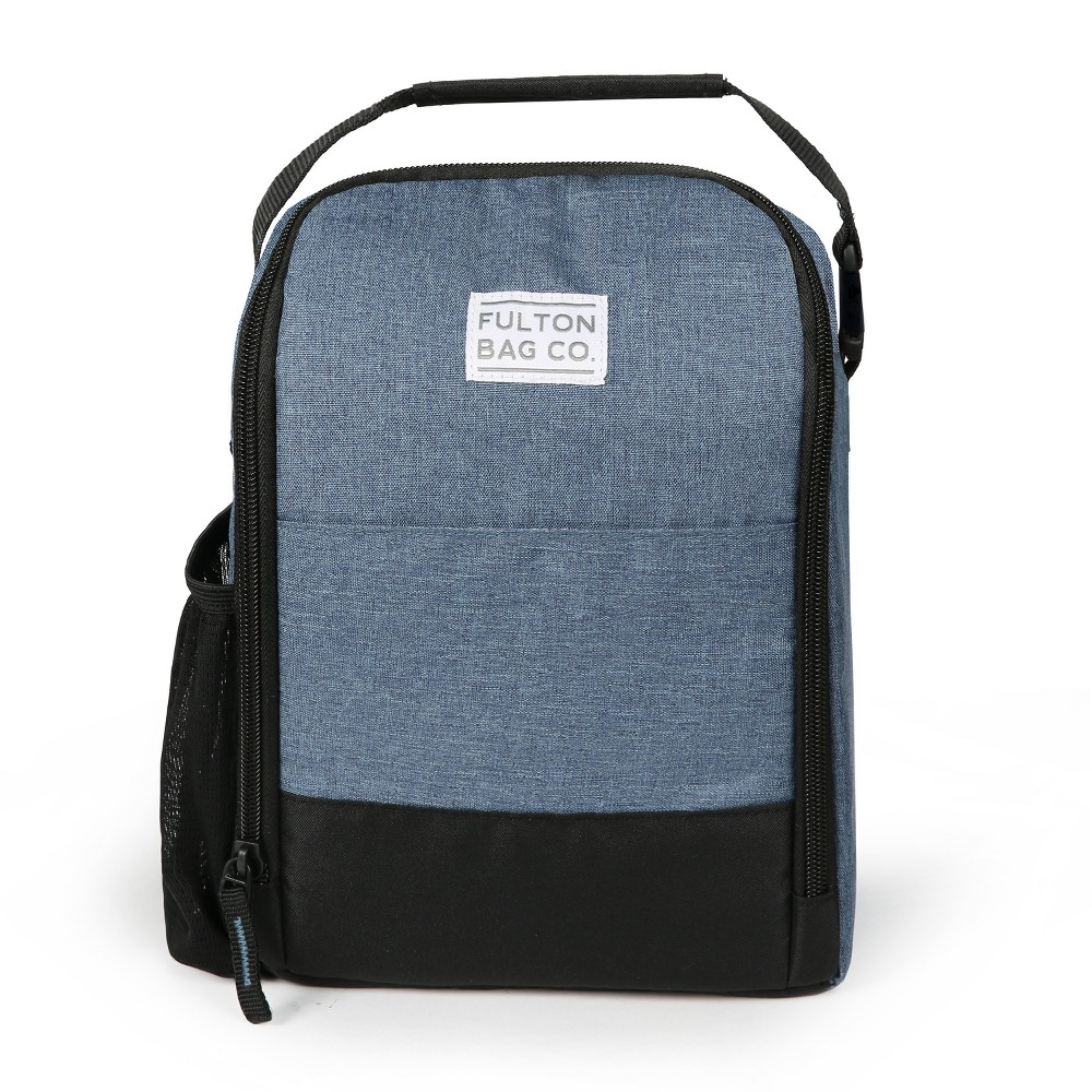 Image of Fulton Bag Co. Lunch Bag - Navy