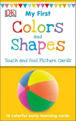 Colors and Shapes - CRDS (My First Touch and Feel Picture Cards)by Jane Yorke (Paperback)