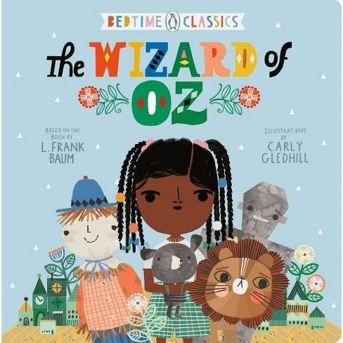 The Wizard of Oz - (Penguin Bedtime Classics) by  L Frank Baum (Board_book) - image 1 of 1