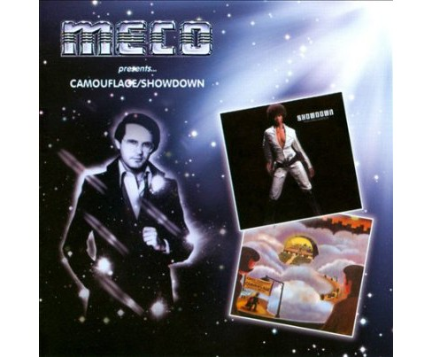 Meco - Camouflage/Showdown (CD) - image 1 of 1