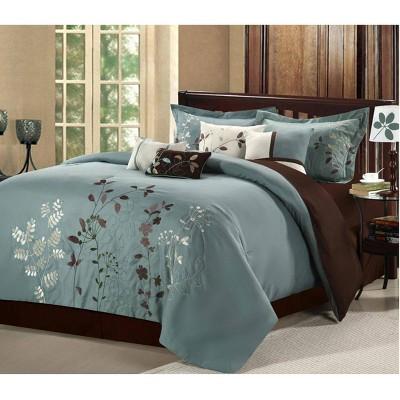 Fortuno Comforter Set - Chic Home Design