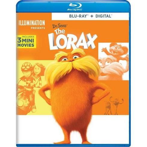 The Lorax (Blu-ray) - image 1 of 1