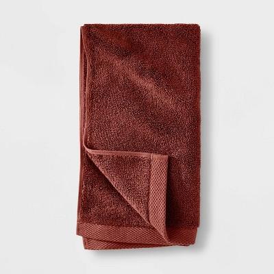 Organic Hand Towel Clay - Casaluna™