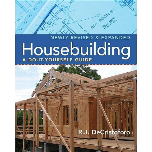Housebuilding - by  R J Decristoforo & Mary Decristoforo (Paperback) - image 1 of 1