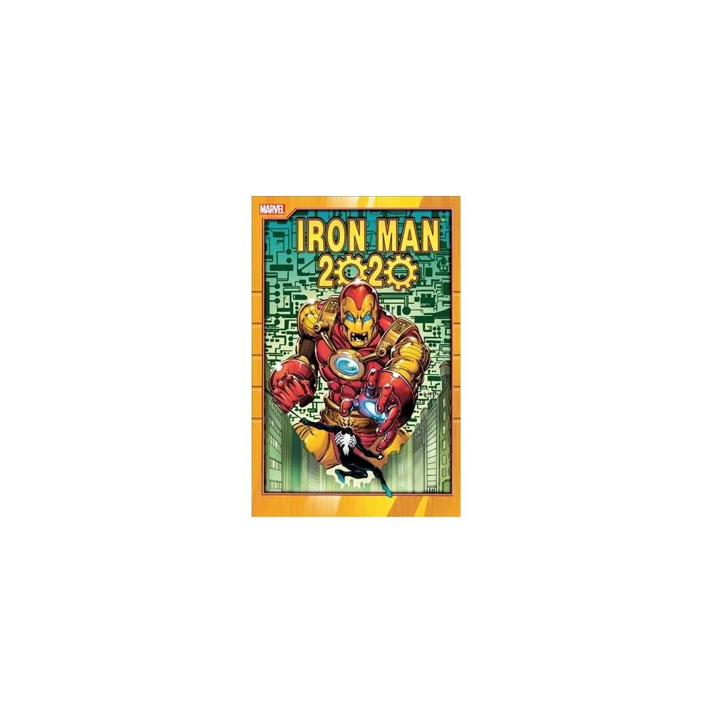 Iron Man 2020 - (Paperback)