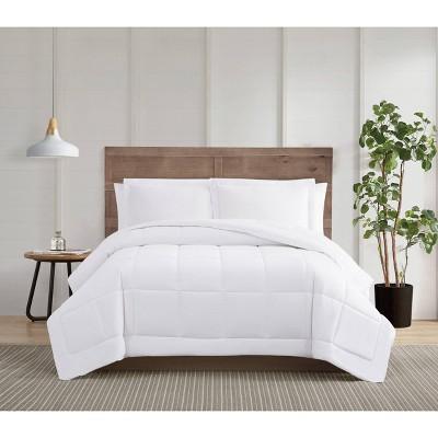 Silver Cool Down Alternative Comforter Set - Truly Calm