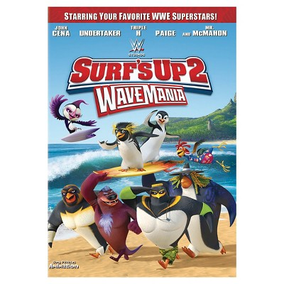 Surf's Up 2:  Wave Mania (DVD + Digital)