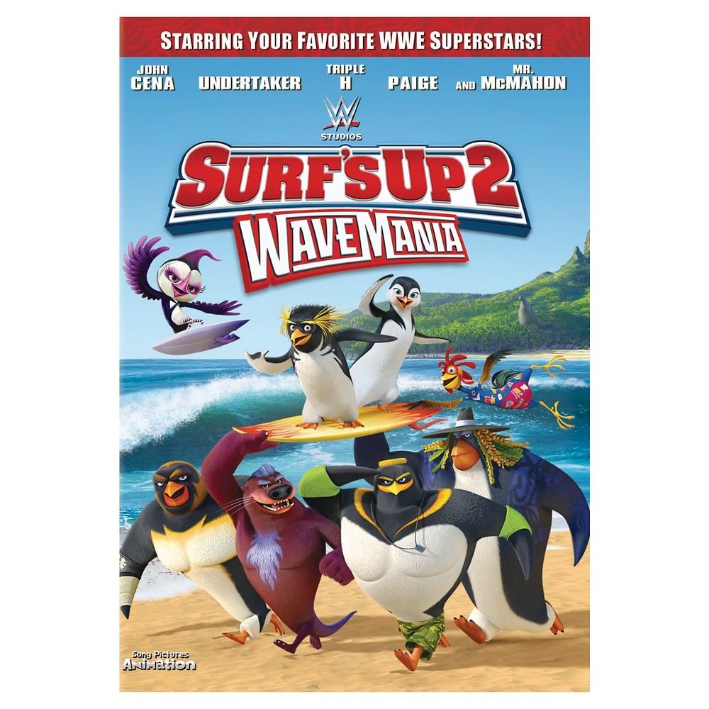 Surf's Up 2: Wave Mania (Dvd + Digital)