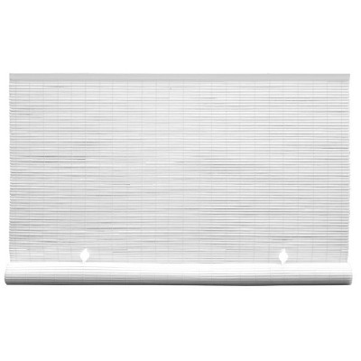Oval Vinyl Cord-Free PVC Rollup Blinds