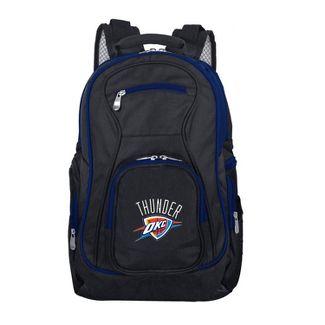 NBA OKC Thunder Colored Trim Laptop Backpack