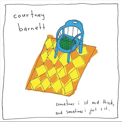 Courtney barnett - Sometimes i sit and think and sometim (CD) - image 1 of 1