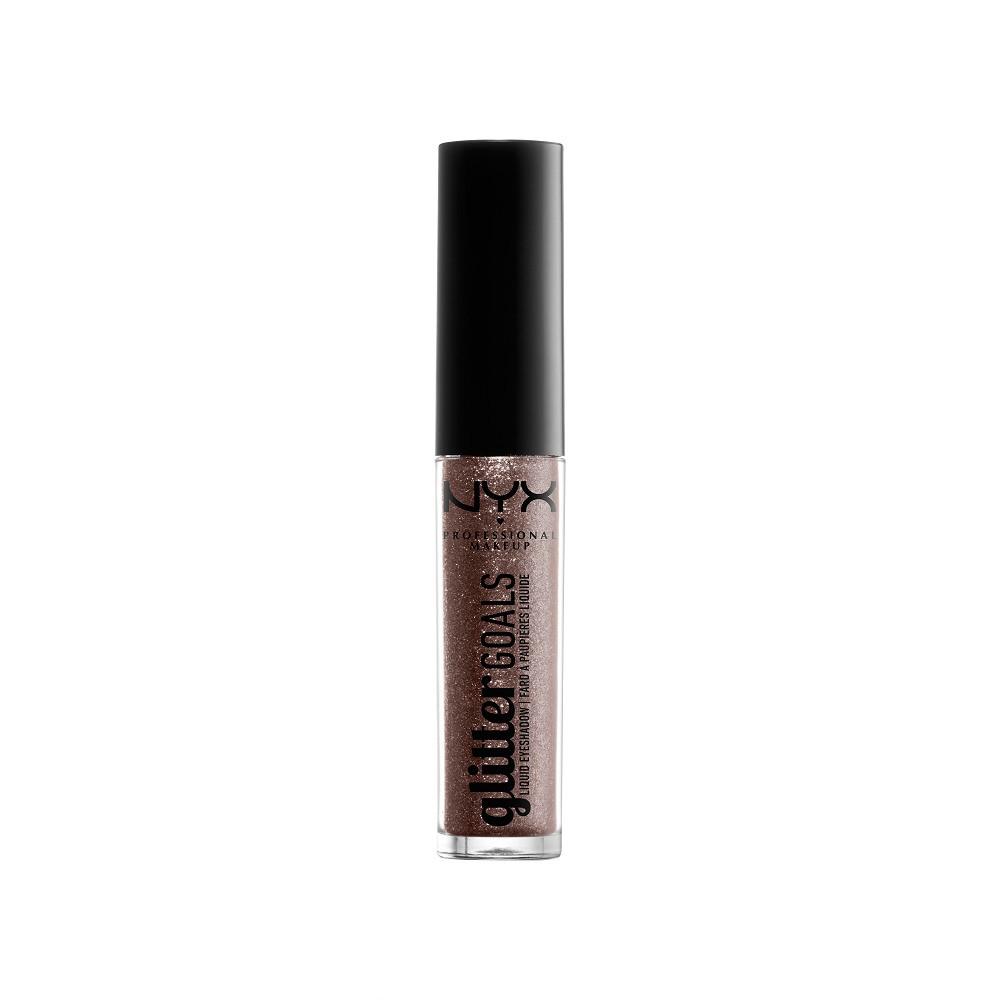 Nyx Professional Makeup Glitter Goals Liquid Eyeshadow Multiverse
