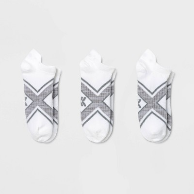 Women's Lightweight X Band 3pk No Show Tab  Athletic Socks - All in Motion™ 4-10