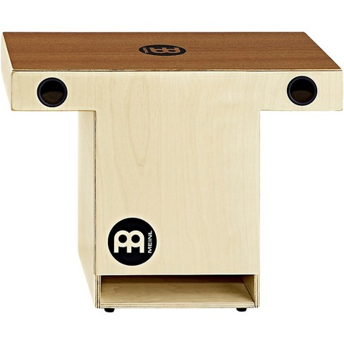Meinl Turbo Slaptop Cajon with Baltic Birch Body and Mahogany Playing Surface - image 1 of 2