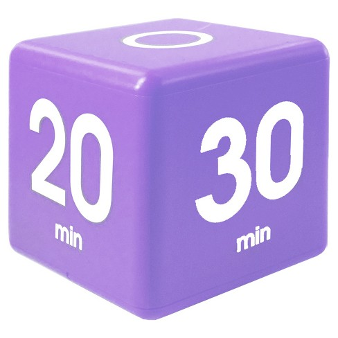 Datexx™ Time Cube - Purple - image 1 of 1