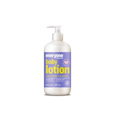 Everyone Chamomile Lavender Baby Lotion - 8oz