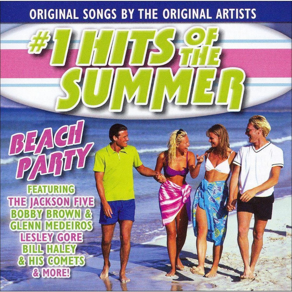 Various - No 1 Hits Of The Summer:Beach Party (CD)
