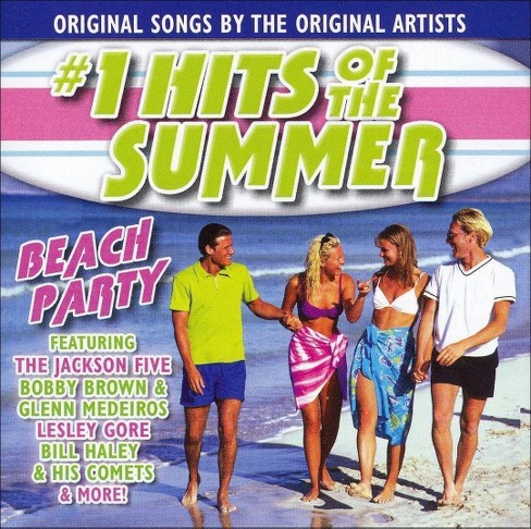 Various - No 1 hits of the summer:Beach party (CD) - image 1 of 1