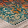 Prima Scroll Woven Rug - Addison Rugs - image 4 of 4