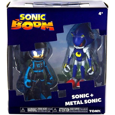 Sonic The Hedgehog Sonic Boom Sonic And Metal Sonic Action Figure