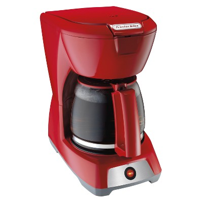 Proctor Silex 12 Cup Coffee Maker - Red 43603