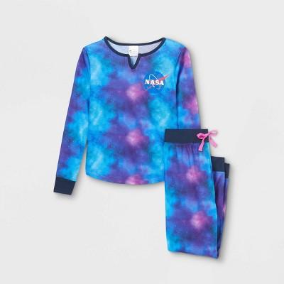 Girls' NASA 2pc Pajama Set
