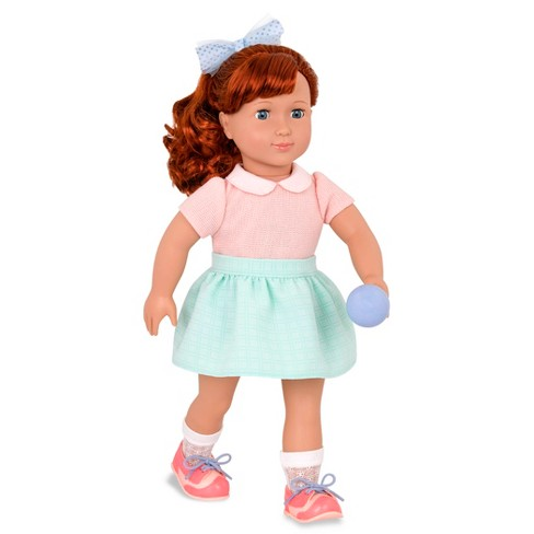 "Our Generation Retro 18"" Bowling Doll - Kaye - image 1 of 4"