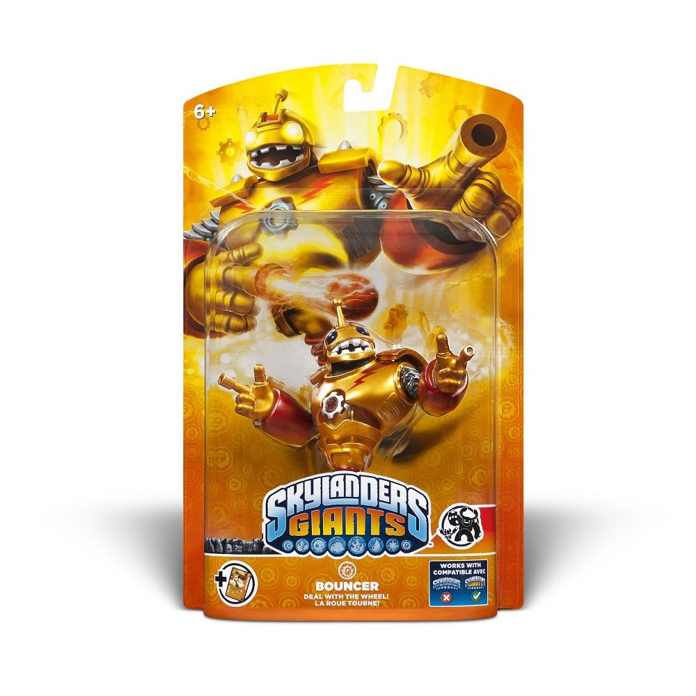 Skylander Giants Character Pack - Bouncer, Multi-Colored Bouncer Color: Multi-Colored.