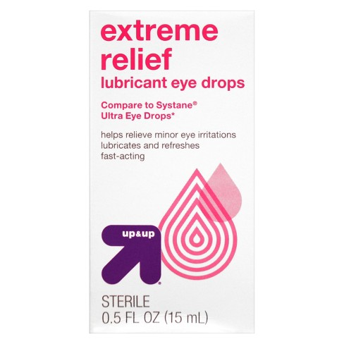 Ultra 0.5oz Lbrcnt Eye Drop - Up&Up™ - image 1 of 3