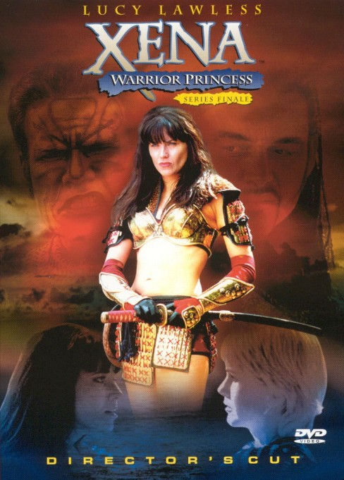 Xena:Warrior princess series f (DVD) - image 1 of 1
