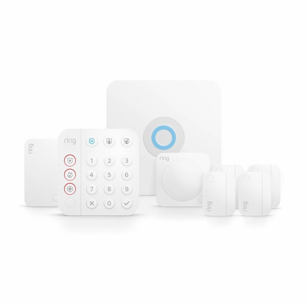 Ring Alarm Security Kit 8 Piece Gen 2