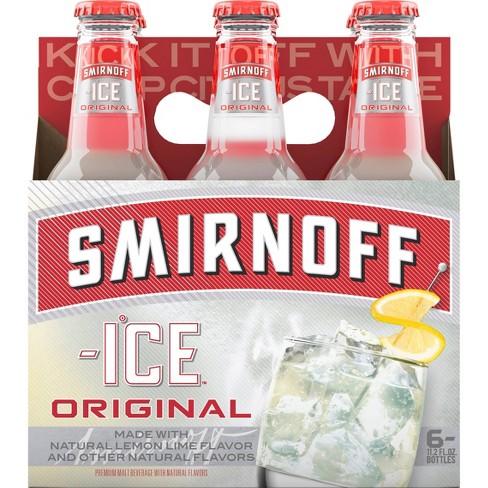 Smirnoff Ice Original - 6pk/11.2 fl oz Bottles - image 1 of 4