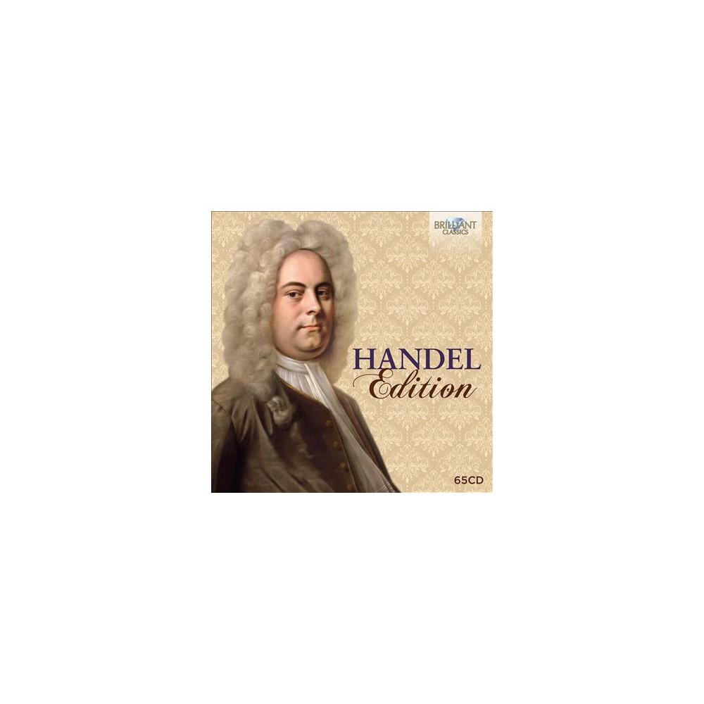 Various - Handel Edition (CD)