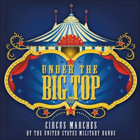 Usaf heritage of ame - Under the big top (CD) - image 1 of 1