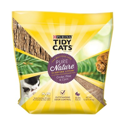 Cat Litter: Purina Tidy Cats Pure Nature
