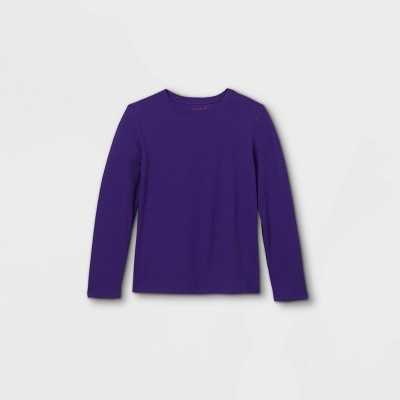 Boys' Long Sleeve T-Shirt - Cat & Jack™
