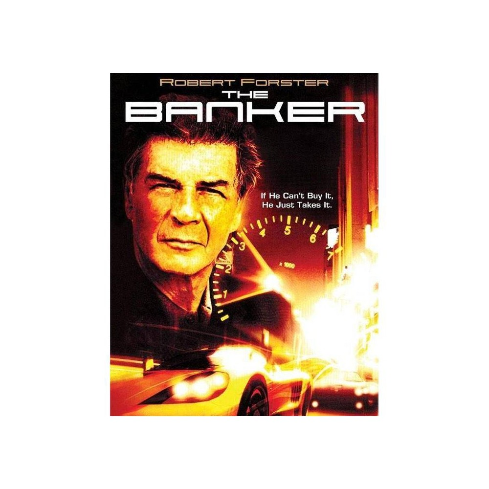 The Banker Blu Ray 2020