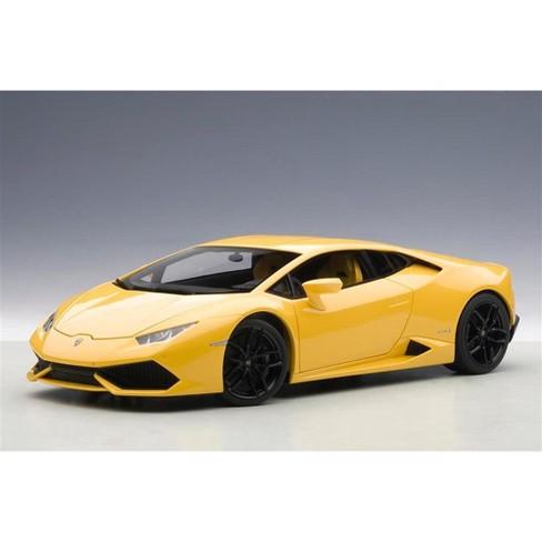 Lamborghini Huracan Lp610 4 Giallo Midas Pearl Effect Yellow Pearl 1