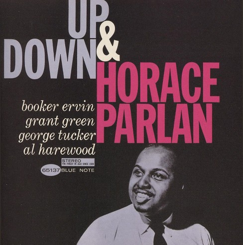 Horace parlan - Up & down (Vinyl) - image 1 of 1