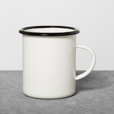 Enamel Mug 16oz - Hearth & Hand™ with Magnolia