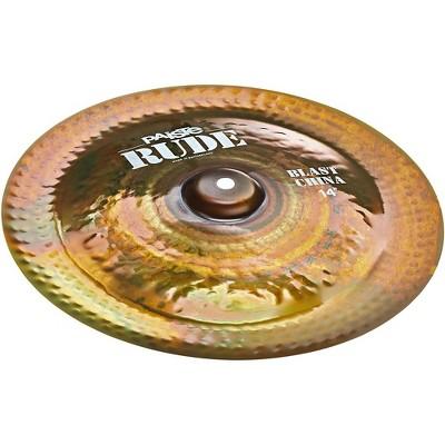 Paiste Rude Blast China Cymbal 14 in.