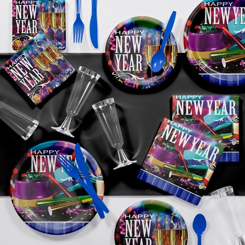 happy new year party supplies 2019 new year s party supplies kit target